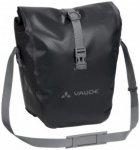Vaude - Aqua Front - Fahrradtasche Gr 28 l schwarz/grau