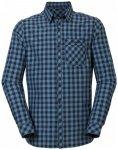 Vaude - Heimer L/S Shirt II - Hemd Gr S blau