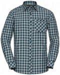Vaude - Heimer L/S Shirt II - Hemd Gr S grau/schwarz