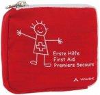 Vaude - Kids First Aid rot/weiß