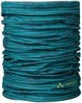 Vaude - Multitube - Halstuch Gr One Size türkis/blau/schwarz