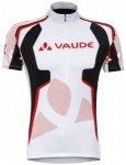 Vaude - Team Tricot - Radtrikot Gr S weiß/grau/schwarz