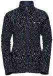 Vaude - Women's Melbur Jacket - Wolljacke Gr 36;38;42 grau;schwarz