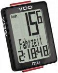 VDO - M1.1 WL Fahrradcomputer (Funk) schwarz