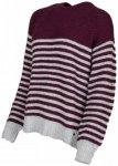 Volcom - Women's Cold Daze Sweater - Pullover Gr L;M;S;XS lila/grau;grau/schwarz