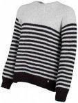 Volcom - Women's Cold Daze Sweater - Pullover Gr S grau/schwarz