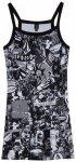 Volcom - Women's GMJ Strappy Dress - Kleid Gr M schwarz/grau