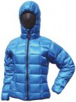 Western Mountaineering - Women's Hooded Flash Jacket Gr S blau