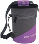Wild Country - Cargo Chalk Bag - Chalkbag lila