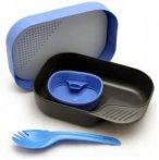 Wildo - Camp-A-Box Light - Geschirr-Set blau