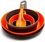 Wildo - Explorer Kit Multicolor orange/grau