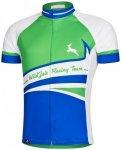 WildZeit - Henry - Radtrikot Gr M blau/grün/weiß