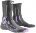 X-Socks - Women's Trek Silver - Wandersocken 35/36;37/38;39/40;41/42 grau;grau/s