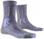 X-Socks - Women's Trek X Merino - Wandersocken 41/42 schwarz