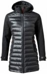 Yeti - Women's Eleven Down Coat - Mantel Gr S schwarz/grau