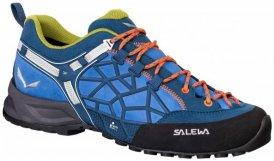Salewa - MS Wildfire Pro - Approachschuhe Gr 7,5 blau
