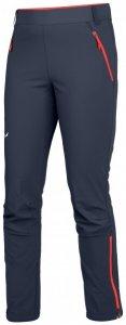 Salewa - Women's Pedroc SW/DST Pnt - Trekkinghose Gr 38 schwarz/blau