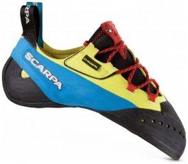 Scarpa - Chimera - Kletterschuhe Gr 36,5 schwarz/blau