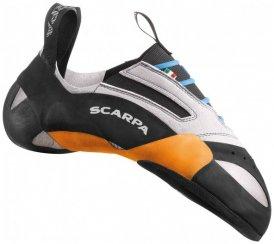 Scarpa - Stix - Kletterschuhe Gr 43,5 schwarz/grau