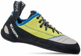Scarpa - Velocity L - Kletterschuhe Gr 40,5 schwarz/grau