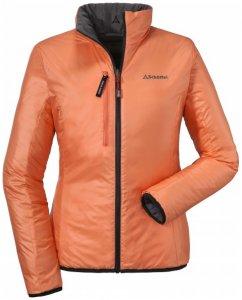 Schöffel - Women's Ventloft Jacket Salzburg - Winterjacke Gr 42 grau/orange