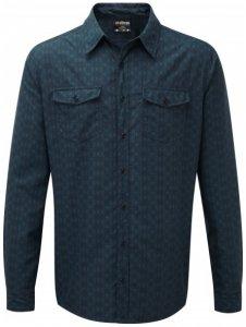 Sherpa - Surya L/S Shirt - Hemd Gr XXL schwarz