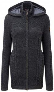 Sherpa - Women's Kesang Long Sweater - Wolljacke Gr L;M;S;XS schwarz
