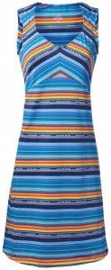 Sherpa - Women's Preeti Dress - Kleid Gr M;XL;XS grau;grau/türkis;grau/blau/türkis