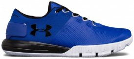 Under Armour - UA Charged Ultimate TR 2.0 - Fitnessschuh Gr 10 royal /schwarz