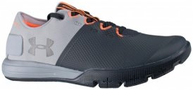 Under Armour - UA Charged Ultimate TR 2.0 - Fitnessschuh Gr 8,5 steel /grau