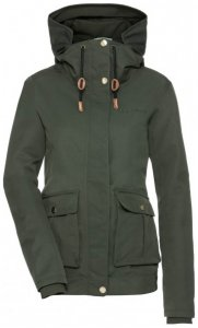 Vaude - Women's Manukau Jacket - Winterjacke Gr 38 schwarz/oliv