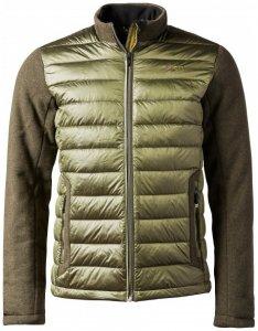 Yeti - Fox Down Jacket - Winterjacke Gr S oliv/grau/schwarz
