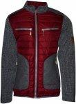 Almgwand Herren Mitsch-1-Jacke (Größe M, Rot)