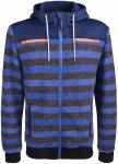 Alprausch Herren Schlaafchappe Technical Fleece Jacke (Größe M, Blau)
