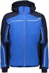 CMP Herren Stretch Zip Hoodie Jacke (Größe 3XL, Blau)