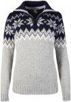 Dale of Norway Damen Myking Pullover (Größe S, Grau) | Pullover > Damen