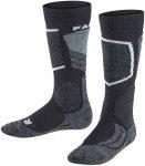 Falke Kinder SK 2 Socken (Größe 27, 28, 29, 30, Schwarz)