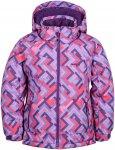 Kamik Kinder Tessie Grid Jacke (Größe 110, Pink)