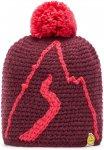La Sportiva Dorado Mütze (Größe L, Rot)