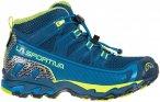 La Sportiva Kinder Falkon GTX Schuhe (Größe 35, Blau)