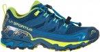 La Sportiva Kinder Falkon Low Schuhe (Größe 32, Blau)