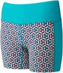 moon Damen Sigma Shorts (Größe XS, Blau)