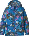 Patagonia Damen Bajadas Hooded Jacke (Größe XS, Blau)