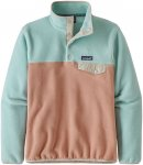 Patagonia Damen Synchilla Snap-T Pullover (Größe L, Pink)