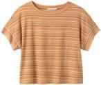 Prana Damen Vosky T-Shirt (Größe L, Beige)