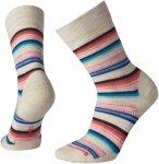 Smartwool Damen Margarita Socken (Größe 36, 34, 35, 37, Beige)