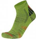 Wapiti Trek S05 Mid Socke (Grün) | Füßlinge