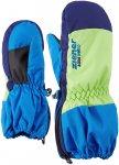 Ziener Kinder Levi Minis Handschuhe (Größe 86, Blau)