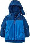 Patagonia Kinder Baby Snow Pile Jacke (Größe 92, Blau)
