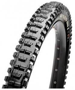 Maxxis Minion DHR II 27.5 x 2.40 3C MaxxGrip DH Draht 2015 60 schwarz Fahrradteile Reifen & Schläuche MTB Reifen 2,40 Zoll